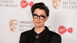 "Sue Perkins - ""You can't even think about it as filling his shoes because those shoes are unfillable. No-one can fill them."""