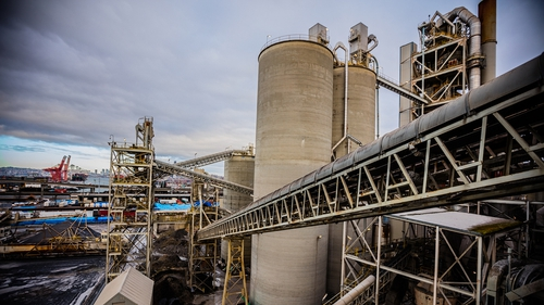 LafargeHolcim is the world's largest cement maker