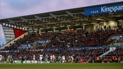 The Kingspan Stadium hosts the clash of Ulster and Harlequins