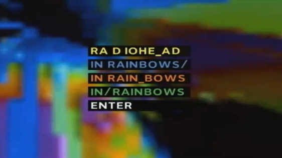 Radiohead, In Rainbows (2007)