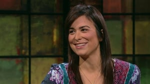 Stefanie Preissner on Friday's Late Late Show
