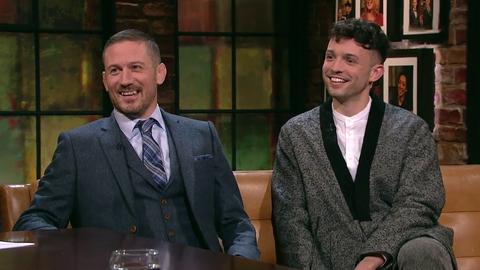 John & James Kavanagh   The Late Late Show