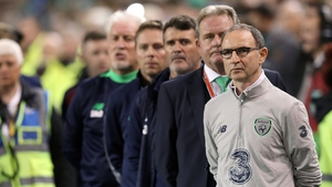 The Ireland management team will have hatched a plan for the arrival of Denmark