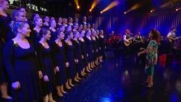 The Kilkennys & Arís Choir   The Late Late Show
