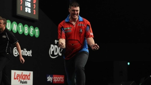 Daryl Gurney: 'I'll try to get in front and stay in front'