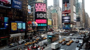 One of the accused is reported to have said Times Square is 'a perfect spot to hit them'
