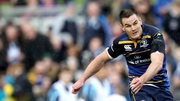 Sexton has declared himself fully fir to face Saracens in the Champions Cup on Sunday week