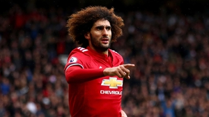Marouane Fellaini looks like he's heading for the exit door at Old Trafford
