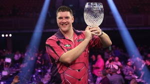 Daryl Gurney is the champion