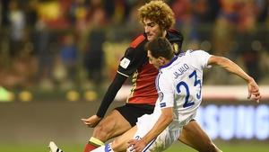 Marouane Fellaini's future remains uncertain