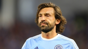 Andrea Pirlo has retired from football