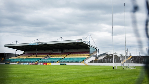 Tyrone travel to Newatch Cullen Park in Carlow