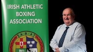 New IABA President Dominic O'Rourke.