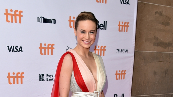 """Brie Larson - """"And it's still not easy, but I'm used to it being hard and my hope is that I can pave the road a little smoother for the women to come after me.''"""