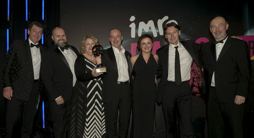 RTÉ lyric fm wins at the 2017 IMRO Radio Awards