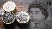 Sterling slips today after a volatile overnight session