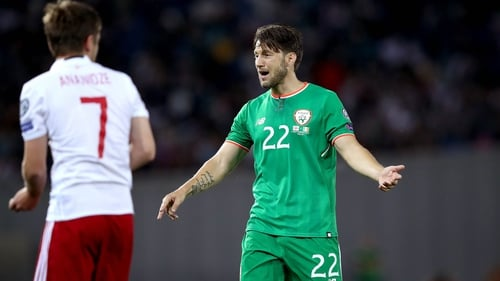 Harry Arter is on a self-imposed exile