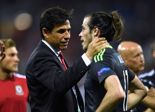 Wales manager Chris Coleman will walk - John Hartson