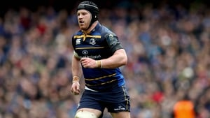 O'Brien has featured just once for Leinster this season