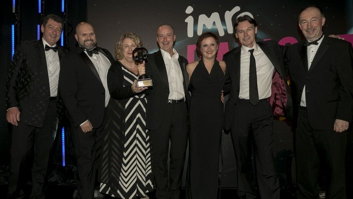 RTÉ lyric fm wins two major awards at the 2017 IMRO Radio Awards