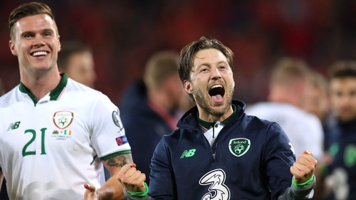 Harry Arter helped Ireland to a memorable 1-0 over Wales