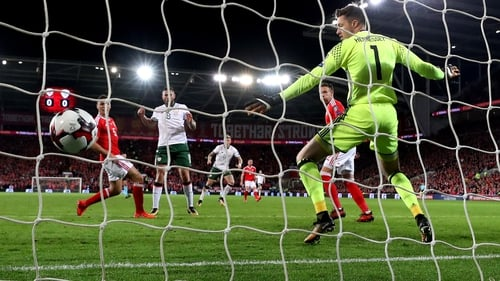 The goal that broke Welsh hearts