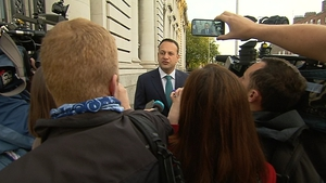 Taoiseach Leo Vardakar has said average family will be €500 or €600 better off per year after today's budget