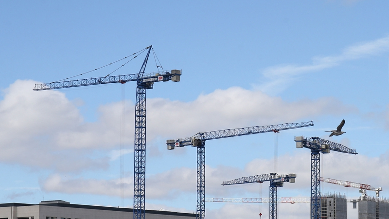 Activity in construction sees first slowdown in 6 years