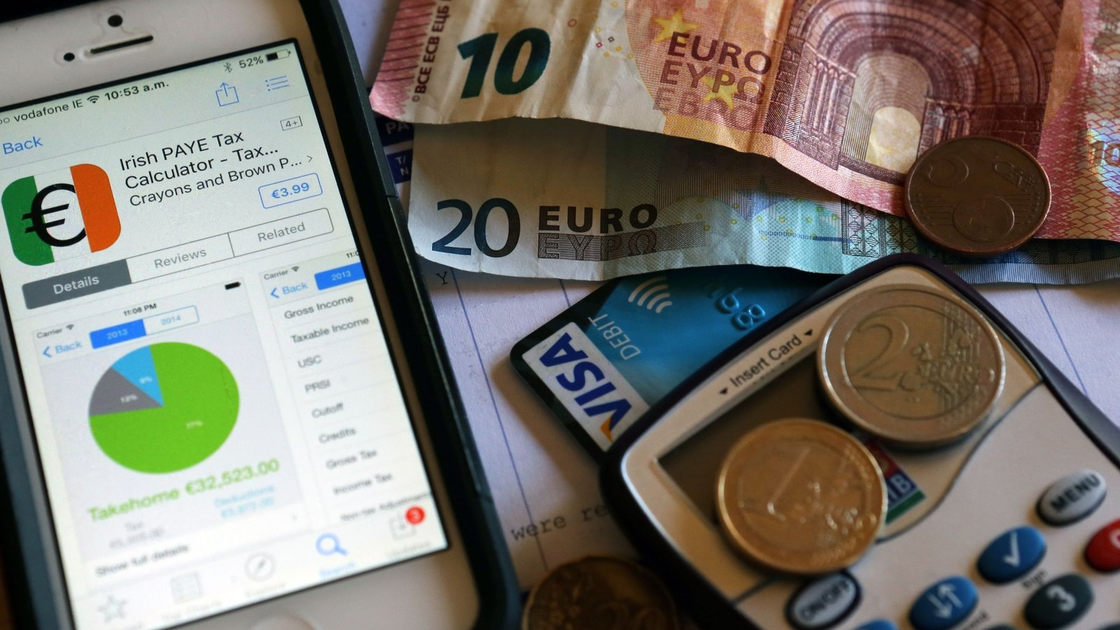 Ireland's tax rules 'used for aggressive tax planning'