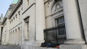 Highest figure of rough sleepers in Dublin was recorded on 7 November