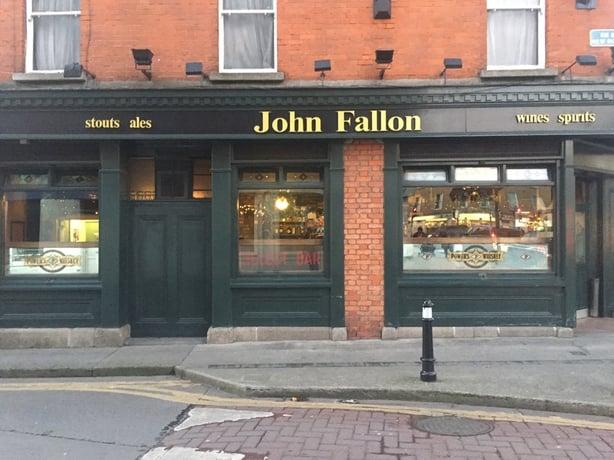JohnFallon'sBar