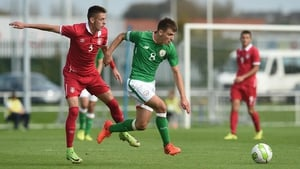 Jayson Molumby led Ireland to a 2-1 victory against Serbia
