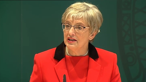 Katherine Zappone says her department would make a contribution to the funds