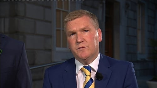 Deputy Michael McGrath is introducing an amendment to the legislation to ban cash back offers by banks for mortgage customers