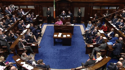 Leo Varadkar has said systemic bullying and harassment can never be tolerated in any workplace