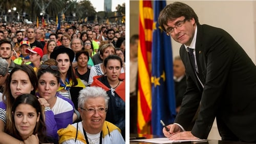 Uncertainty prevails for Catalans and its self-exiled separatist leader Carles Puigdemont