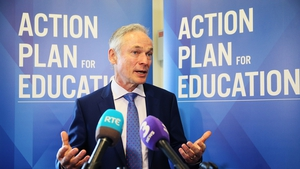 Richard Bruton said the decision was taken in the interests of safety and clarity