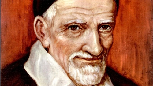 """Vincent de Paul: """"his Catholic fans are side-by-side with such staunchly secular thinkers as the architects of the French welfare state"""""""
