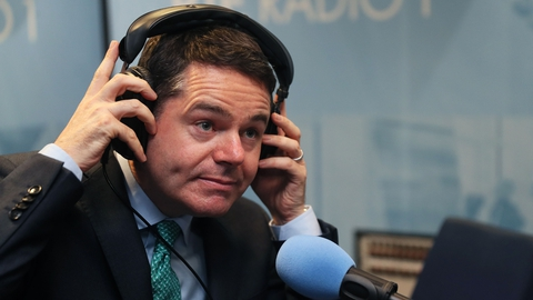 Budget 2018 phone-in with Minister Donohoe