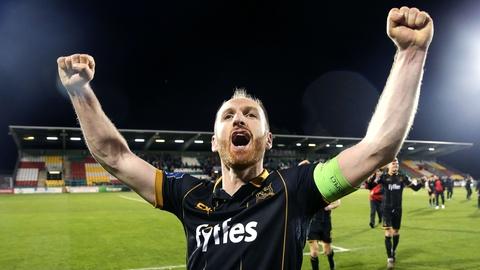 Dundalk win FAI Cup semi-final replay   Soccer Republic
