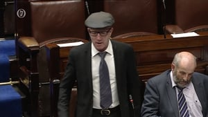 Michael Healy-Rae said he was elected to do a job, and would continue to do that job