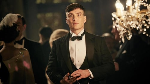 Cillian Murphy as Tommy Shelby in Peaky Blinders