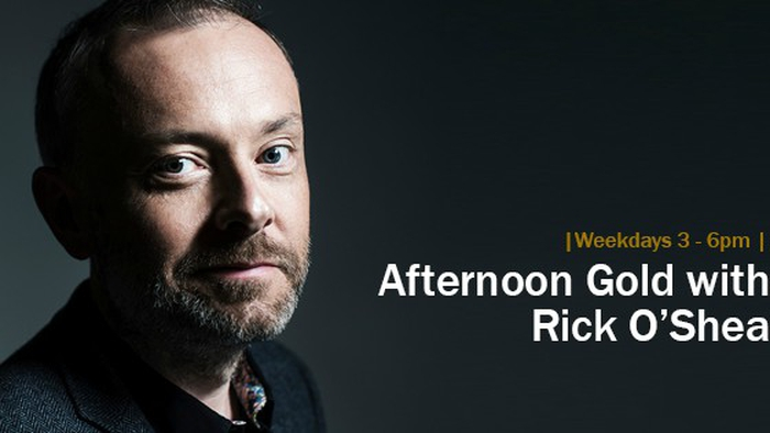 Afternoon Gold with Rick O'Shea