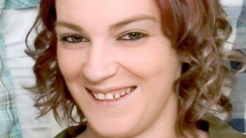 Natasha Carruthers was killed in the crash (Family photo)