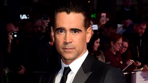 """Colin Farrell - """"I hope anyone who was hurt that they have healing"""""""