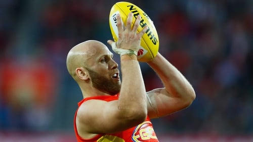 Gary Ablett has been included in Australia's squad
