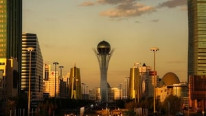 Astana, the capital of Photo: Mariusz Kluzniak https://www.flickr.com/photos/39997856@N03/