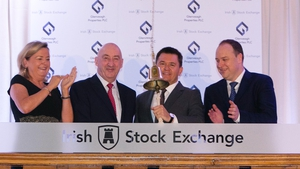 Glenveagh Properties listed on the Dublin Stock Exchange in October