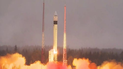 The satellite launched from the Plesetsk Cosmodrome in Russia (Pic: ESA)