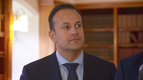 Commitment was made Taoiseach Leo Varadkar at an event in Cork